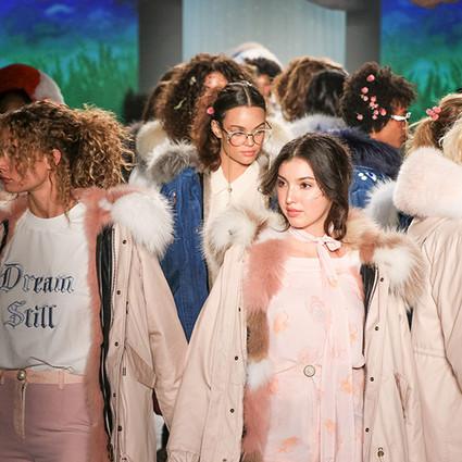 Global Fashion Collective 纽约时装周的新势力