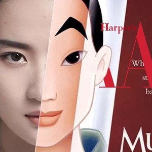 Get刘亦菲同款修容,这个夏天你也可以做迪士尼公主!