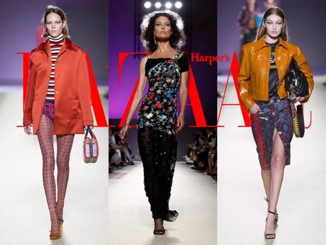 时装周最强超模阵容无悬念来自Versace!