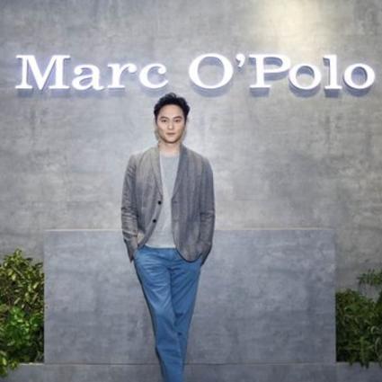 探索真我 追随本性 Marc O'Polo 中国区首位代言人亮相上海