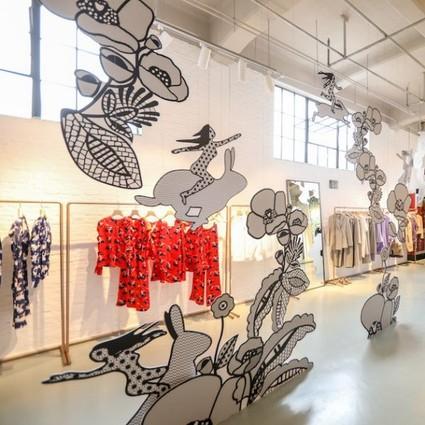 HELEN LEE 2019 春夏系列发布暨 HELEN LEE Showroom 展厅开幕派对