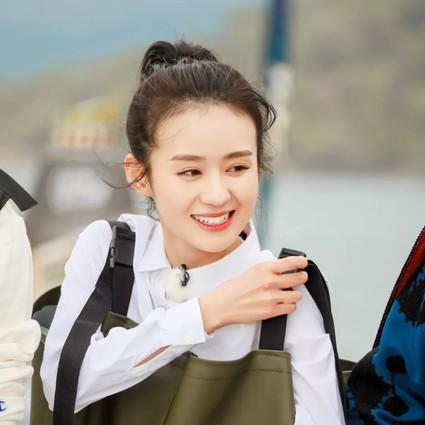 24岁的郑合惠子一天用3种眼霜!你还有什么理由不好好保养眼部?