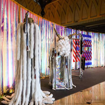 东方情,世界观,传统手艺现代焕新,轻奢设计师男装CARSYDA发布2019春夏新品