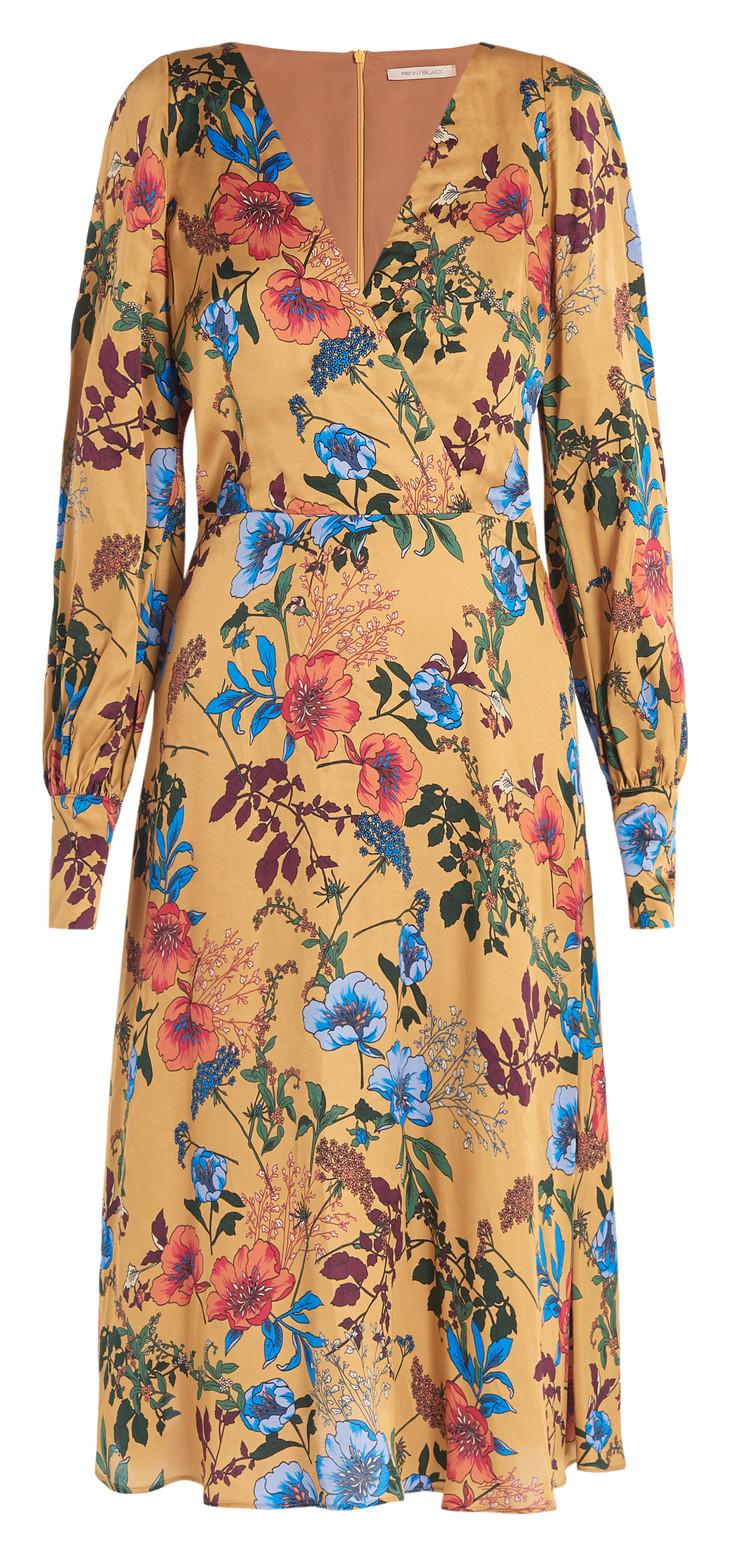 PENNYBLACK橙色连衣裙
