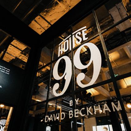 由大卫·贝克汉姆主理的全新男士理容品牌 HOUSE 99进驻中国