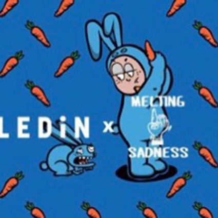 """LEDIN x MELTING SADNESS """"少女每日营养研究所"""" ——Hey!你们的营养研究成果已到达法兰西"""