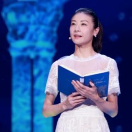 旧金山芭蕾舞团首席演员谭元元登上中国文化节目《朗读者》