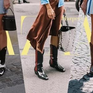 秋季踏出时髦第一步,靠的是这双男人的短靴?