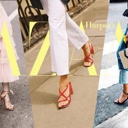 鞋跟越高我感觉越好,时髦女脚再疼也要穿着高跟鞋走下去