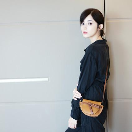 LOEWE罗意威中国独家首发迷你Gate手袋
