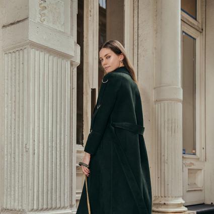 纽约最新早秋时尚街拍,被NAERSILING霸屏!