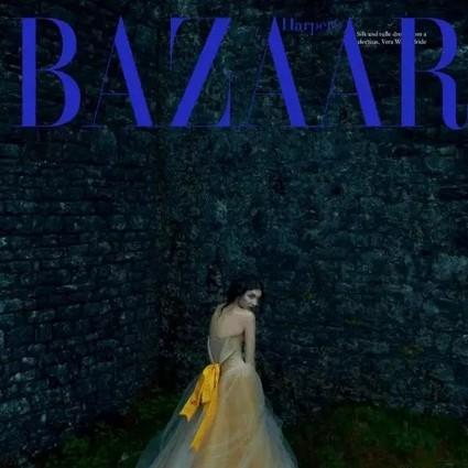 美国版芭莎携多位摇滚巨星拍摄特辑,英版芭莎9月释出吸猫大片