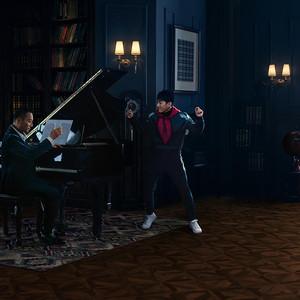 加速时尚转型 七匹狼宣布全能舞者韩宇与实力演员张涵予出任新代言人