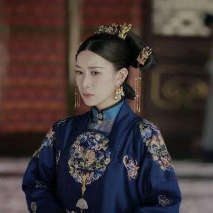 《延禧攻略》的娴妃仿佛升级版尔淳,当年承包童年的都是TVB啊【芭姐日常】