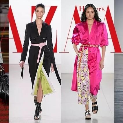 我刚在纽约时装周发布了新系列,这是我的秀场感言|中国设计师在纽约