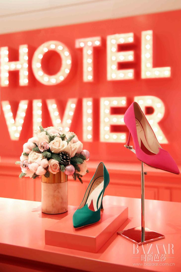 RogerVivier SS19 I Love Vivier 高跟鞋
