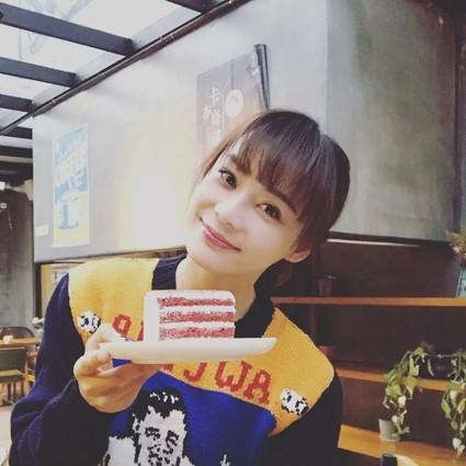 """袁姗姗和钱枫""""约会""""无果?快手妆倒蛮好看的......"""