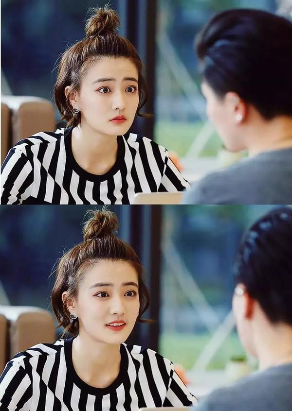 徐璐的双丸子可以收获到一个男朋友,你可以吗?