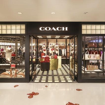 Coach中国旗舰店于北京国贸中心隆重揭幕