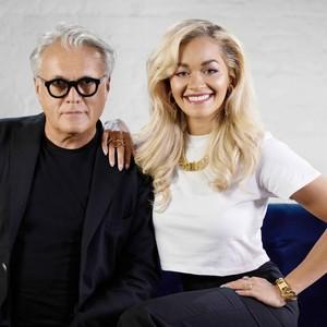 Giuseppe Zanotti与Rita Ora联手创作全新鞋履系列  将于2019年1月隆重登场