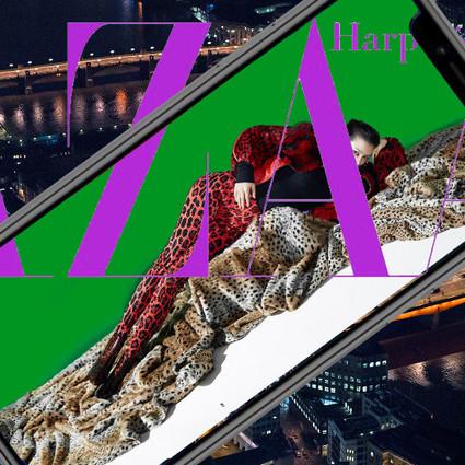TECHNIMAL时尚猎手 | 拿起手机,时装大片你来创作!