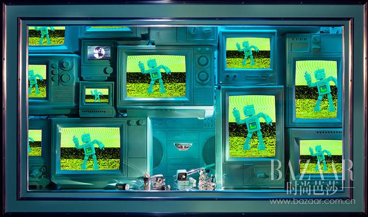 9. 蒂芙尼2018节日橱窗