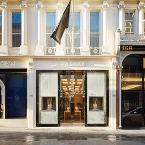 TASAKI 首家欧洲旗舰店于伦敦新邦德街盛情启幕