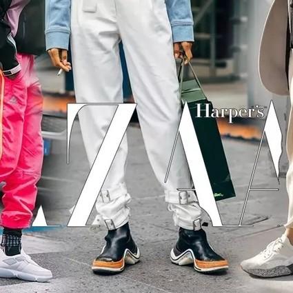 2018再见啦,我要穿着这双鞋跑着去未来!