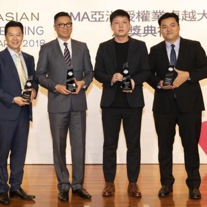 迪士尼荣膺四项LIMA 亚洲授权业卓越大奖