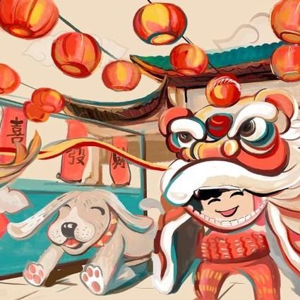春节就要来临了,你还没准备好怎么过年?