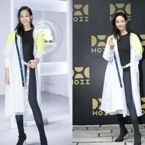 时尚防晒衣品牌HOII新品发表 阳光女神张钧甯喜接代言