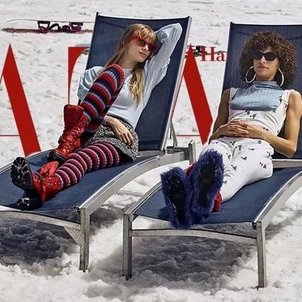 都9102年了,到底是谁还在穿丑丑的滑雪服?