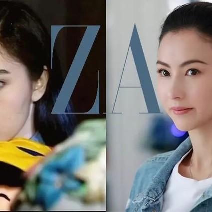 48岁的李嘉欣比张柏芝大10岁,她们差别在哪儿?