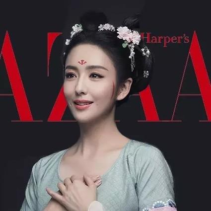 佟丽娅唐妆惊艳亮相,美到摄像都不敢直视镜头!