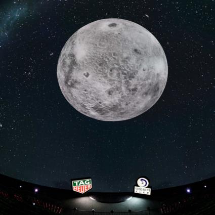 嫦娥四号探测器成功实现月球背面软着陆!  TAG Heuer泰格豪雅助力中国探月工程