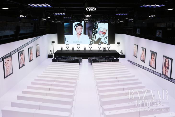 Dior Backstage后台彩妆发布派对-1