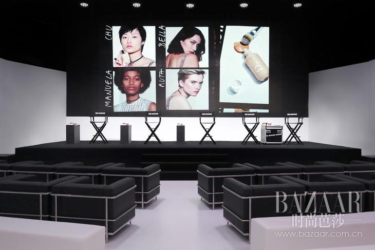 Dior Backstage后台彩妆发布派对-3