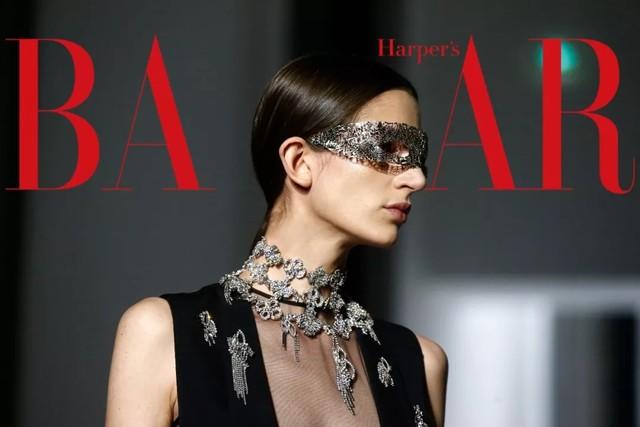 戴上水晶面具,加入Givenchy的鬼魅之夜
