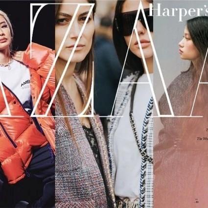 时尚芭莎90秒 | 才华与颜值齐飞的美女设计师们!