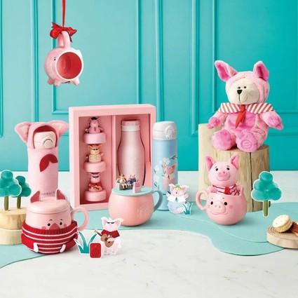 2019新年限定彩妆来了,抢在开年做最精致的猪猪女孩!
