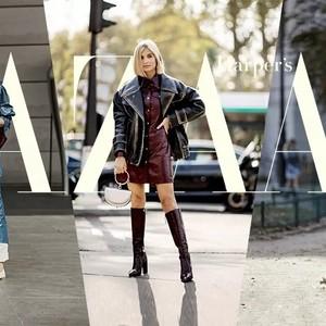 今年好看的皮衣套可不止机车夹克,这些保命更时髦