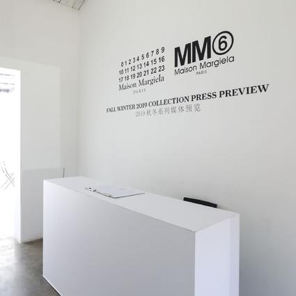 Maison Margiela 2019秋冬系列媒体预览