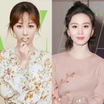 新古裝四美掀起中式妝容潮:80%的女生被韓式平眉耽誤了顏值?