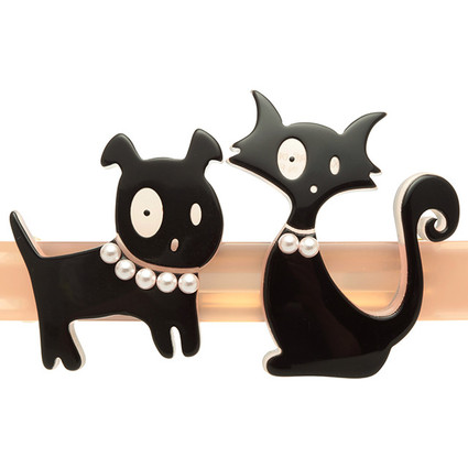 Alexandre de Paris 甜蜜宠物系列 玩转时尚圈的动物世界