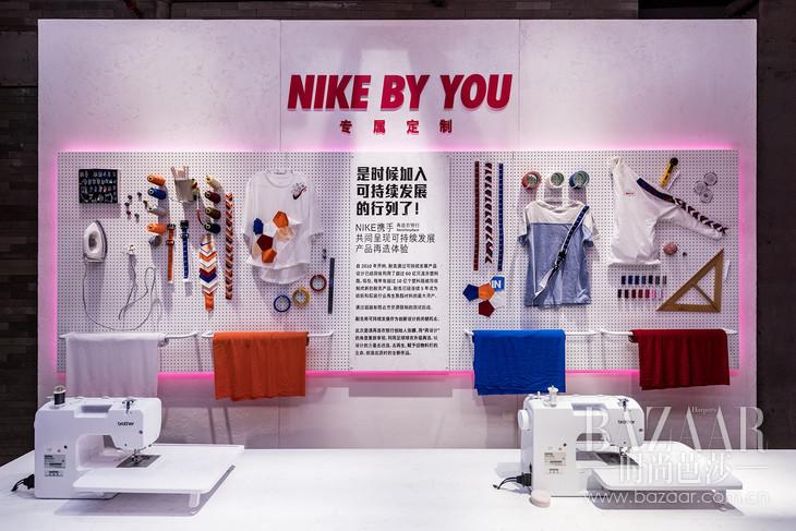 上海淮海品牌体验店球衣改造定制体验