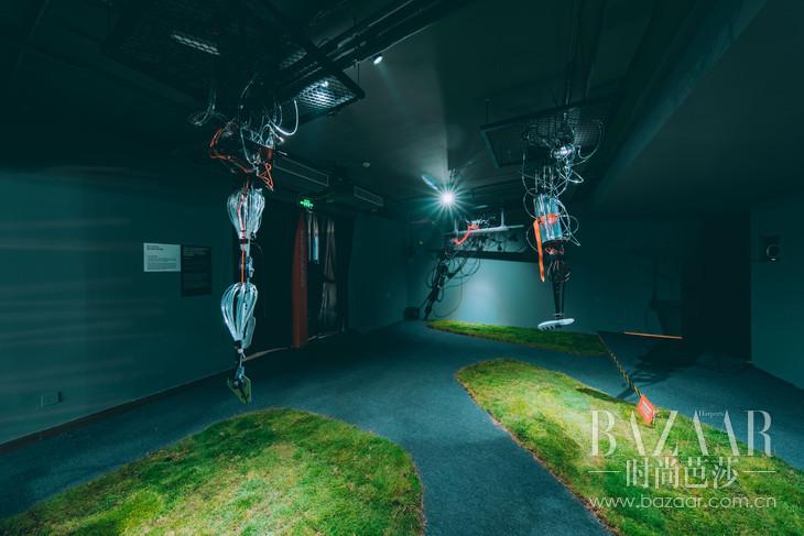 创意工作室Studio NOWHERE 用以足球启发而设计的艺术装置1