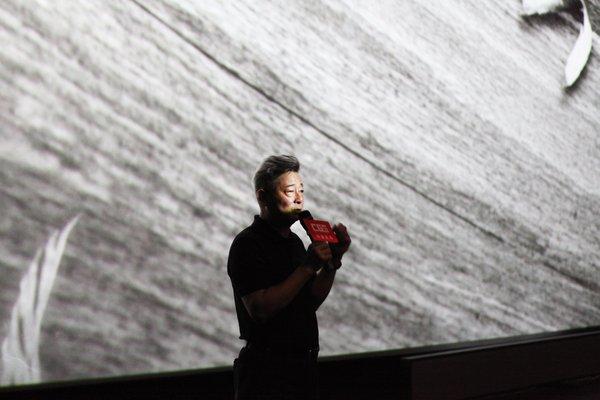 中国电影发行放映协会技术顾问、前中国电影科研所所长杨雪培先生