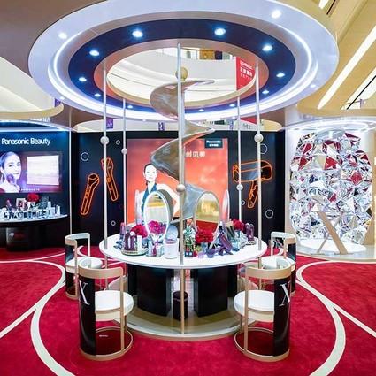松下Panasonic Beauty X快闪店限时登陆北京 与京东携手创见未来之美