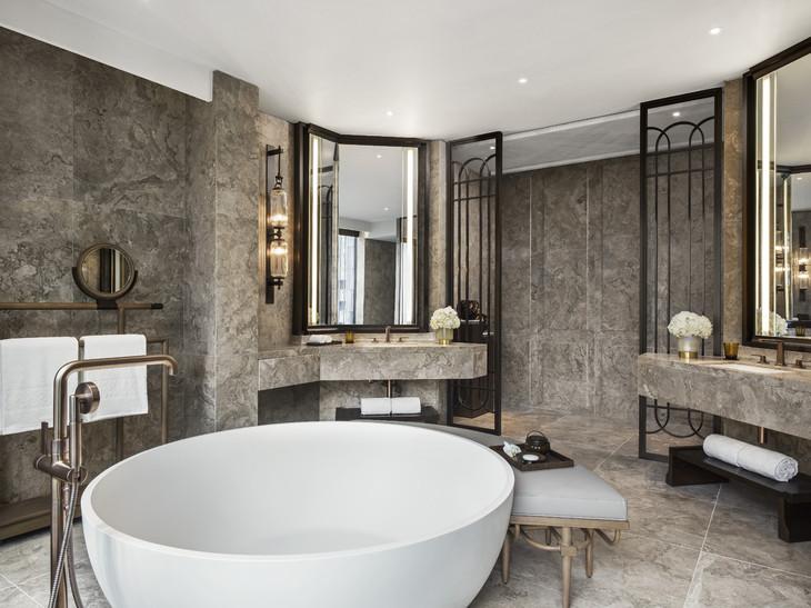 St.RegisHongKong, Presidential Suite, Bathroom