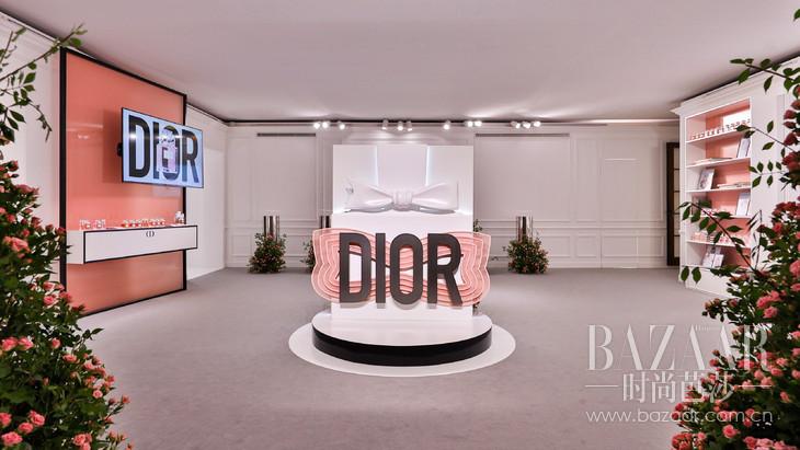 4.1. Miss Dior迪奥小姐系列区域